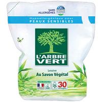 Засіб для прання L`Arbre Vert рідкий Рослинне мило пак. 2л