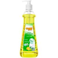 """Органічний засіб для миття посуду Фреккен Бок """"Лимон і олива"""", 500 мл"""