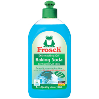 "Бальзам-концентрат безфосфатний для миття посуду Frosch ""Сода"", 500 мл"