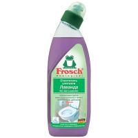 """Гель безфосфатний для чищення унітазів Frosch """"Лаванда"""", 750 мл"""