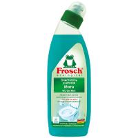 Засіб Frosch д/очищення унітазу Мята 750мл