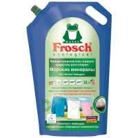 """Концентрований рідкий засіб для прання Frosch """"Морські мінерали"""", 2 л"""