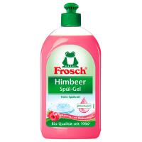 Засіб Frosch гель концентр. д/миття посуду малина 500мл