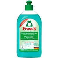 """Гель-концентрат для миття посуду Frosch """"Розмарин"""", 500 мл"""