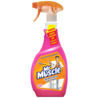 """Спрей для скляних поверхонь Mr.Muscle """"Лісові ягоди"""", 500 мл"""