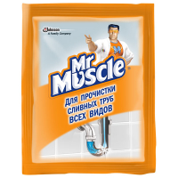 Засіб Johnson Mr.Muscle для труб 70г