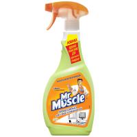 Засіб Johnson Mr.Muscle для вікон лайм 500мл