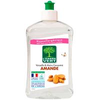 """Органічний засіб для миття посуду L`Arbre Vert """"Мигдаль"""", 500 мл"""