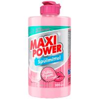 Засіб MAXI POWER для миття посуду Бабл Гам 500мл