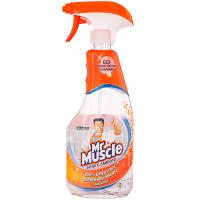 Засіб Mr.Muscle Нічого зайвого для ванної 500мл