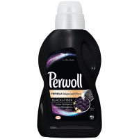 Безфосфатний засіб для прання чорних речей Perwoll Black & Fiber, 900 мл