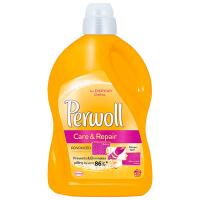 Безфосфатний засіб для прання Perwoll Care & Repair, 2,7 л