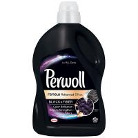 Безфосфатний засіб для прання чорних речей Perwoll Black & Fiber, 2,7 л