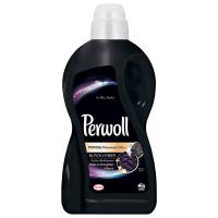 Безфосфатний засіб для прання темних і чорних речей Perwoll Black&Fiber, 1,8 л
