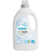 Засіб Sodasan для прання Color sensitive 1.5л