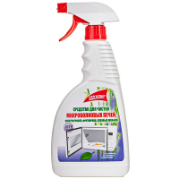 Засіб Сан Клин чистяче-миючий для мікрохвильових печей 500г