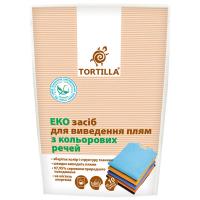 Засіб Tortilla для відбілювання та виведення плям колор. 200г