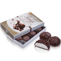 Зефір ХБФ у шоколаді 250г