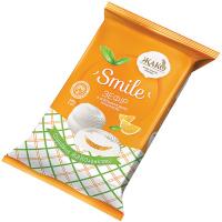Зефір Жако Smile з апельсиновою начинкою 300г