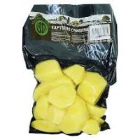 Картопля Зелена Гільдія очищена 1000г/шт