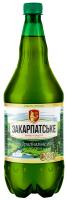 Пиво Перша Приватна Броварня Закарпатське оригінальне світле фільтроване 4.4% 1,2л