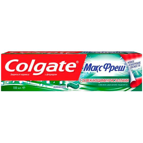 Зубна паста Colgate Макс Фреш ніжна мята 100мл 79c73d8c56f17