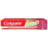 Зубна паста Colgate Total12 Professional Sensivite 75мл