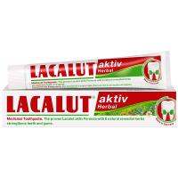 Зубна паста Lacalut Aktiv Herbal 75мл