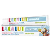 Зубна паста дитяча Lacalut Junior Tropicana, 75 мл