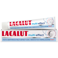 Зубна паста Lacalut Multi-effect 75мл
