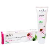 Зубна паста Melica organic д.чутлив.зубів екстракт ехінацеї 100м