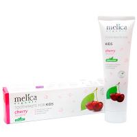 Зубна паста Melica organic Вишня дитяча 100мл