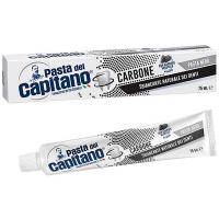 Зубна паста Pasta del Capitano Carbone 75мл