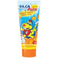 Зубна паста Silca Putzi апельсин 75мл