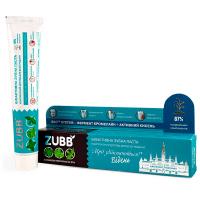 Зубна паста Zubb потрійна м`ята 90г