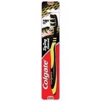 Зубна щітка Colgate ЗигЗаг Деревне вугілля середня